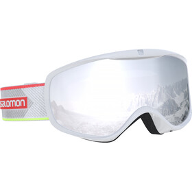 Salomon Sense Goggles Women white corail